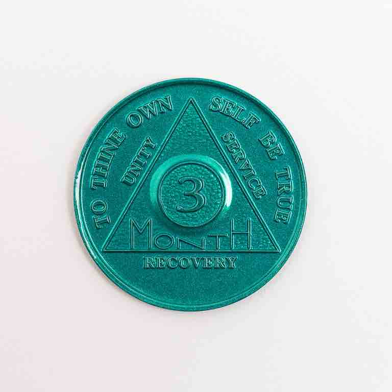 9 month aa coin