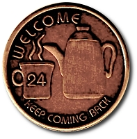 BSP Coffee Pot AA Token