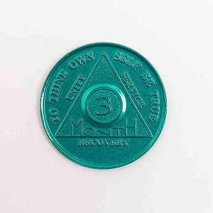 Wendells 3 Month AA Coins