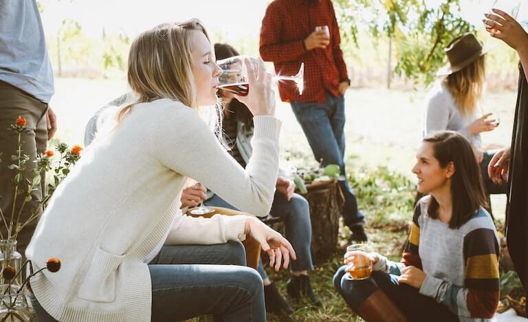 5 Tips for Staying Sober When Everyone Around You Is Drinking