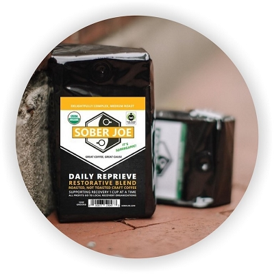 Daily Reprieve Organic | Sober Joe Coffee