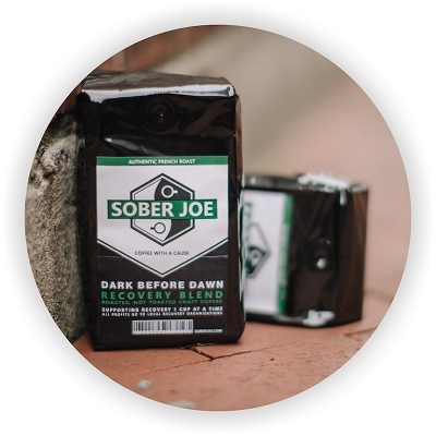 Dark Before Dawn Recovery Blend | Sober Joe Coffee