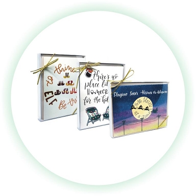 Holiday Greeting Card Box Set 2
