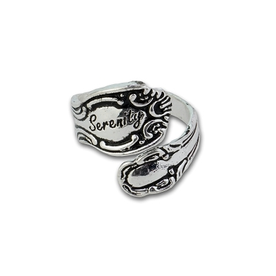 Serenity Spoon Ring