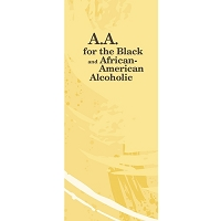 A.A. for African American Alcoholic