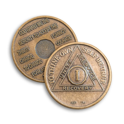 BSP Bronze AA Tokens in Years 1-60