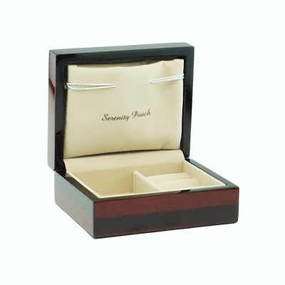 Teakwood AA Jewelry Box with High Gloss Finish