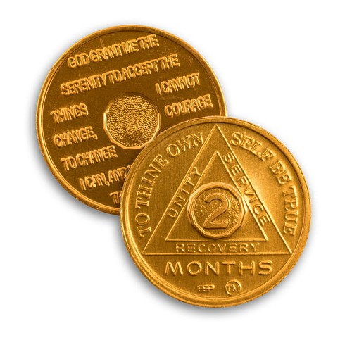 BSP 2 Month AA Tokens