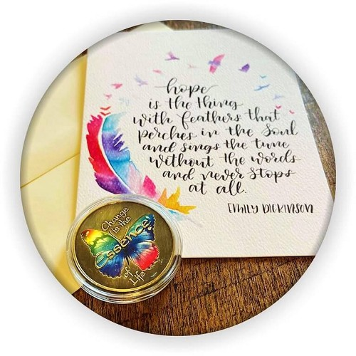 Hope For Change Affirmation Package