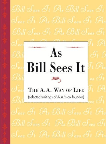 As Bill Sees It - Hardcover -  Free Shipping