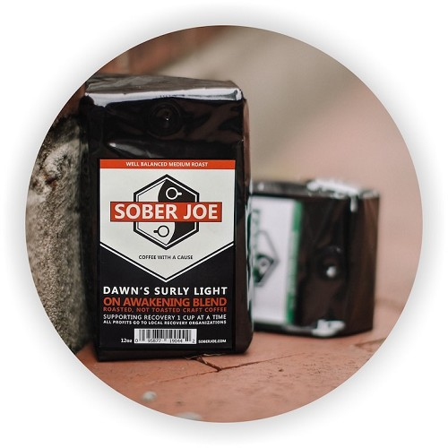 Dawn's Surly Light On Awakening Blend | Sober Joe Coffee