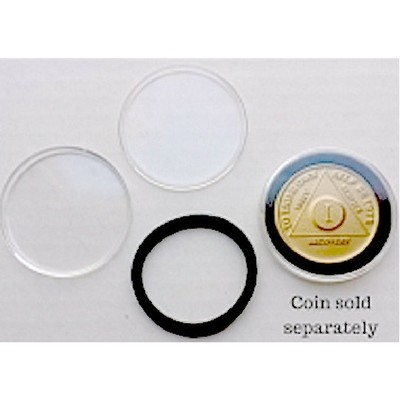 Air Tight Coin Capsule